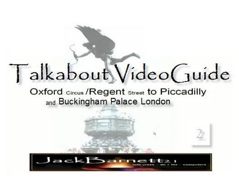 Use Mobi to discover Piccadilly, Buckingham Palace, Regent St