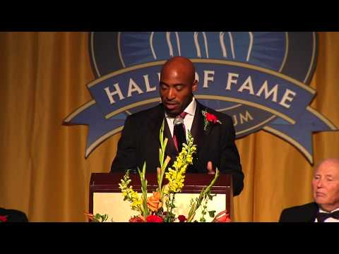 Ronde Barber Virginia Sports Hall of Fame 2014 Induction Speech