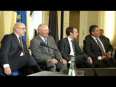 """Париж и Берлин спасут экономику... """"в рамках возможного"""" - Economy"""