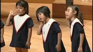 童謡メドレー 唱歌 「ナイショ話」 ひばり児童合唱団 創立70周年記念公演 08 曲目 chorus メドレー