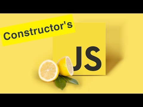 Javascript Tutorial   Constructor Functions   Ep23