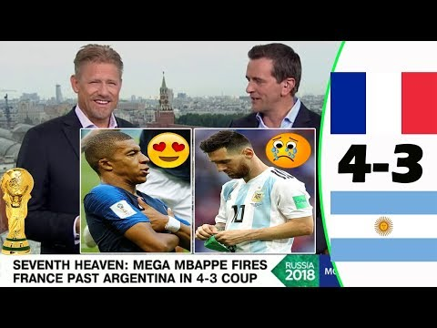 FRANCE VS ARGENTINA 4-3 [POST MATCH ANALYSIS] WITH PETER SCHMEICHEL!