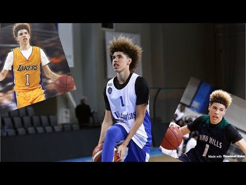 LaMelo Ball Will Become The Youngest Player To ENTER The NBA Draft!