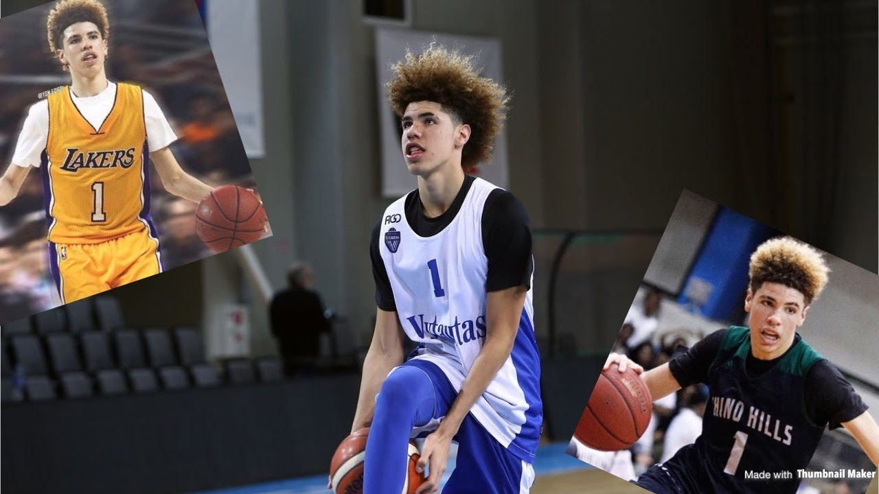 6be987792fb LaMelo Ball Will Become The Youngest Player To ENTER The NBA Draft ...