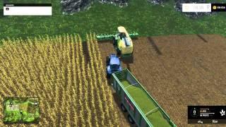 [TUTO] Comment avoir de l'ensilage sur Farming Simulator 2015