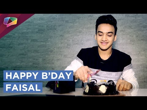 Faisal Khan Celebrates His Birthday With India Forums | Exclusive Chat