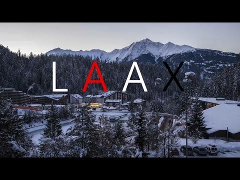 Exploring the awesome LAAX OPEN in SWITZERLAND w/ Greg Snell - Travel Dudes