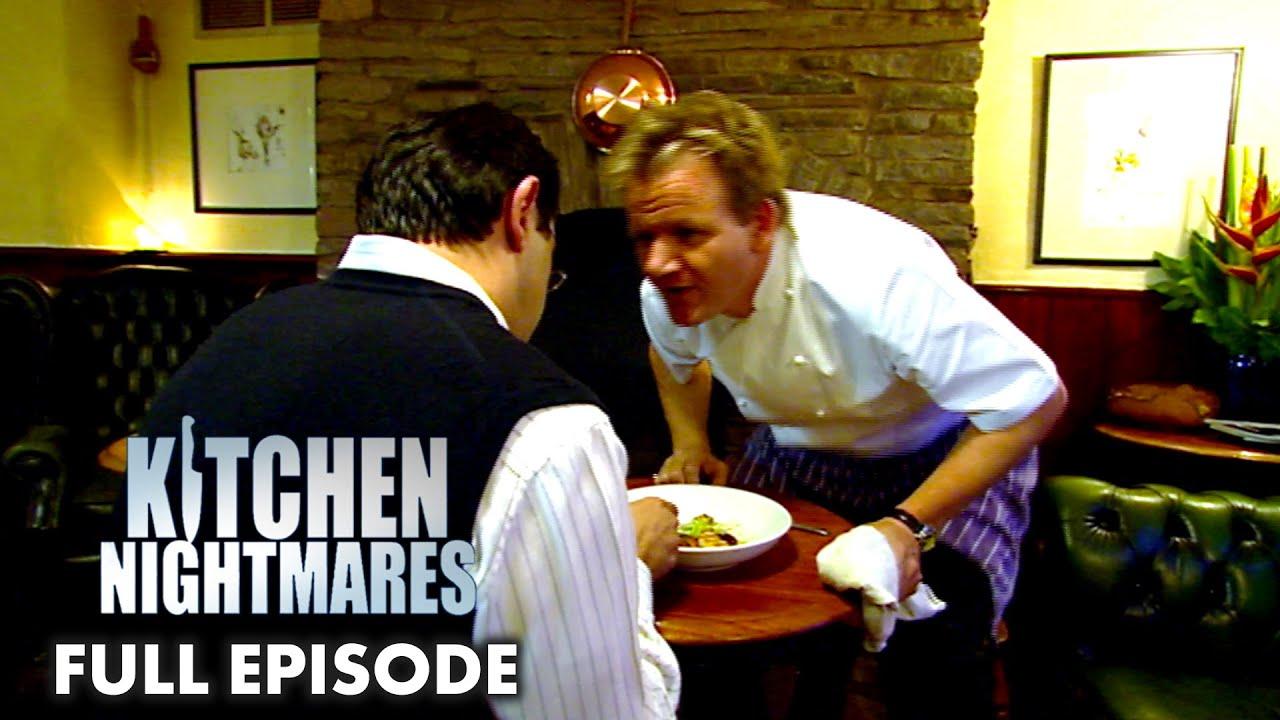 The Walnut Tree Inn Struggles To Take Gordon's Advice | Ramsay's Kitchen Nightmares Full Episode