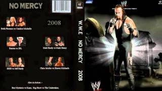 WWE No Mercy 2008 Theme Song Full+HD