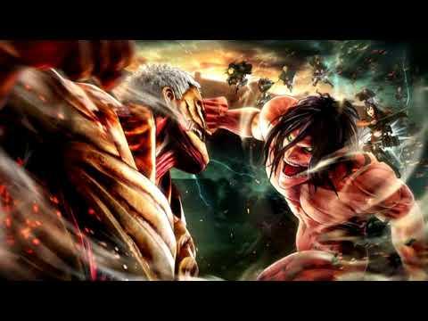 Attack On Titan Fight Theme Female Vocal Version (SymphonicSuite[AoT]Part2-1stətˈæk 0N Tάɪtn WMId)