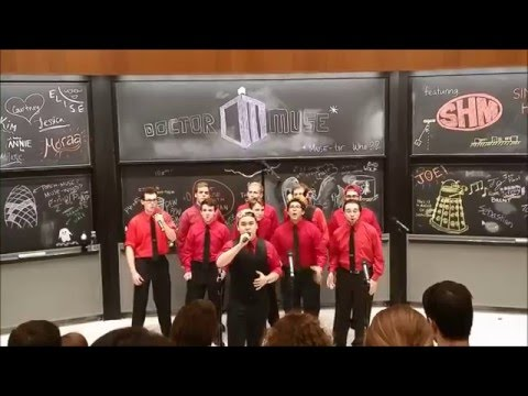 Simple Harmonic Motion A Cappella -