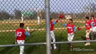Shaun's 2017/2018 baseball highlights