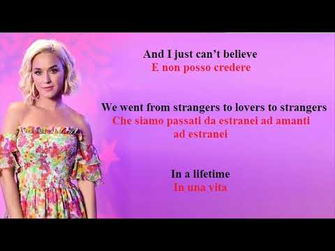 Katy Perry - Small Talk (Testo e Traduzione ITA)