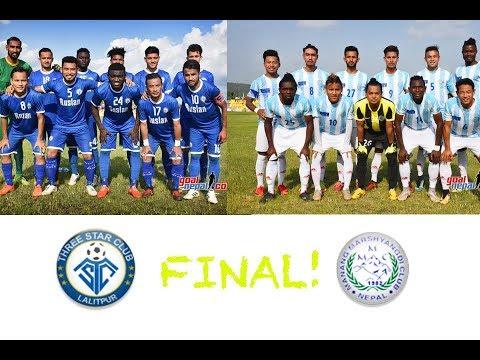 Rumpum 5th Udayapur Gold Cup: MMC Vs Ruslan Three Star - FINAL - LIVE !!