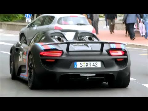 BEST Supercars SOUNDS of 2013 - French Riviera edition