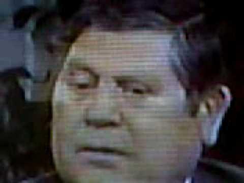 DON GASTON GONZALEZ Y EL DR FELIX JACOB JURE EN CANAL 8 UCV TV