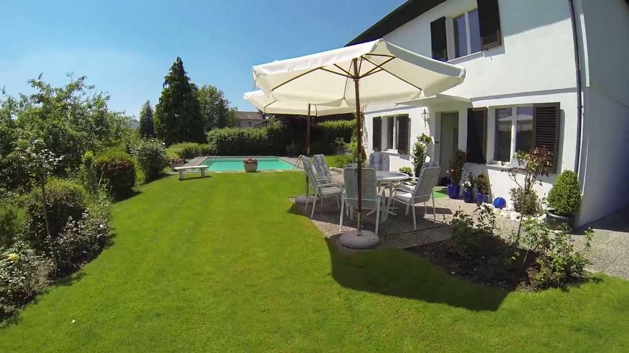 Traumhaus Uster 1151 ²m - Rundgang (Juni 2013) - YouTube