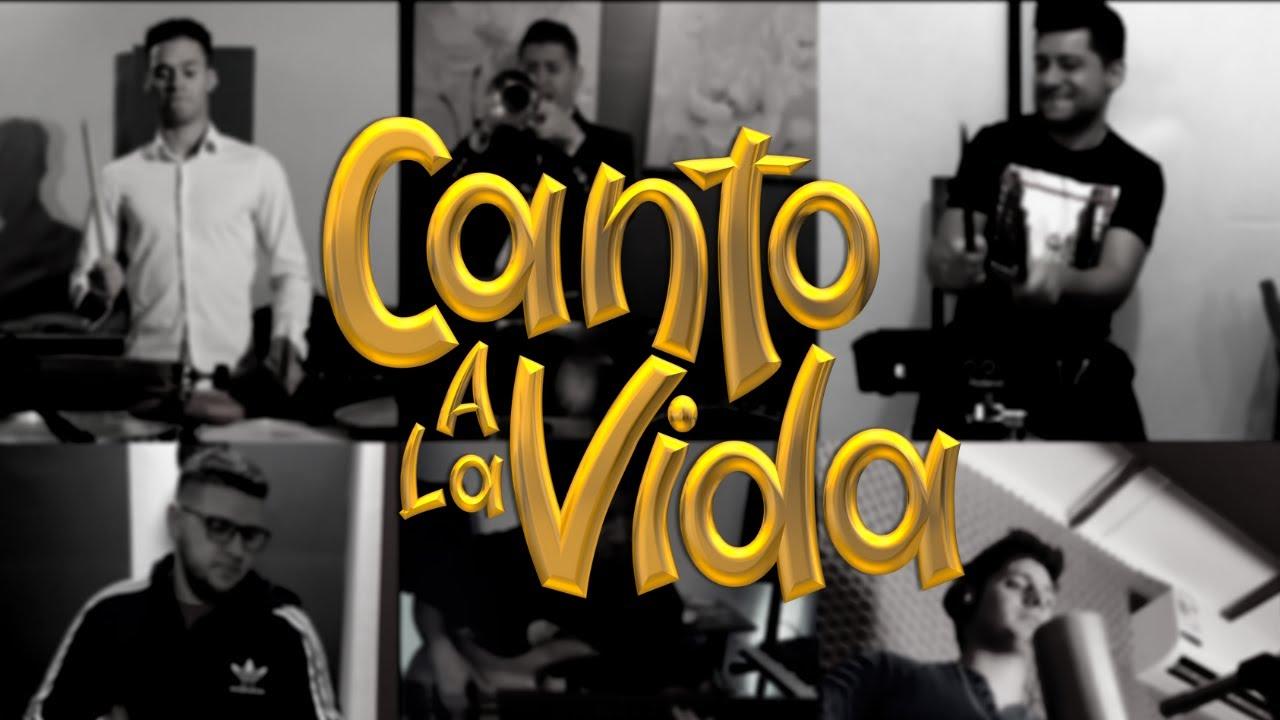 Canto A La Vida | Sonido Cristal Ft. Arturo Leyva, Gabriel Arriaga, Adal Loreto, Lucas Sugo & Mas.