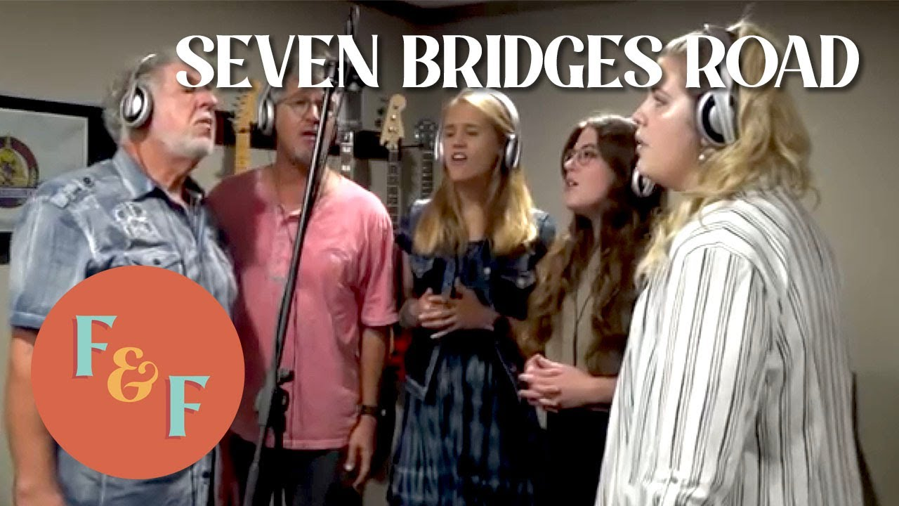"Foxes and Fossils cover ""Seven Bridges Road"""