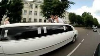 Свадьба  Великие  Луки .  Дмитрия и Анны 17 июня 2011г