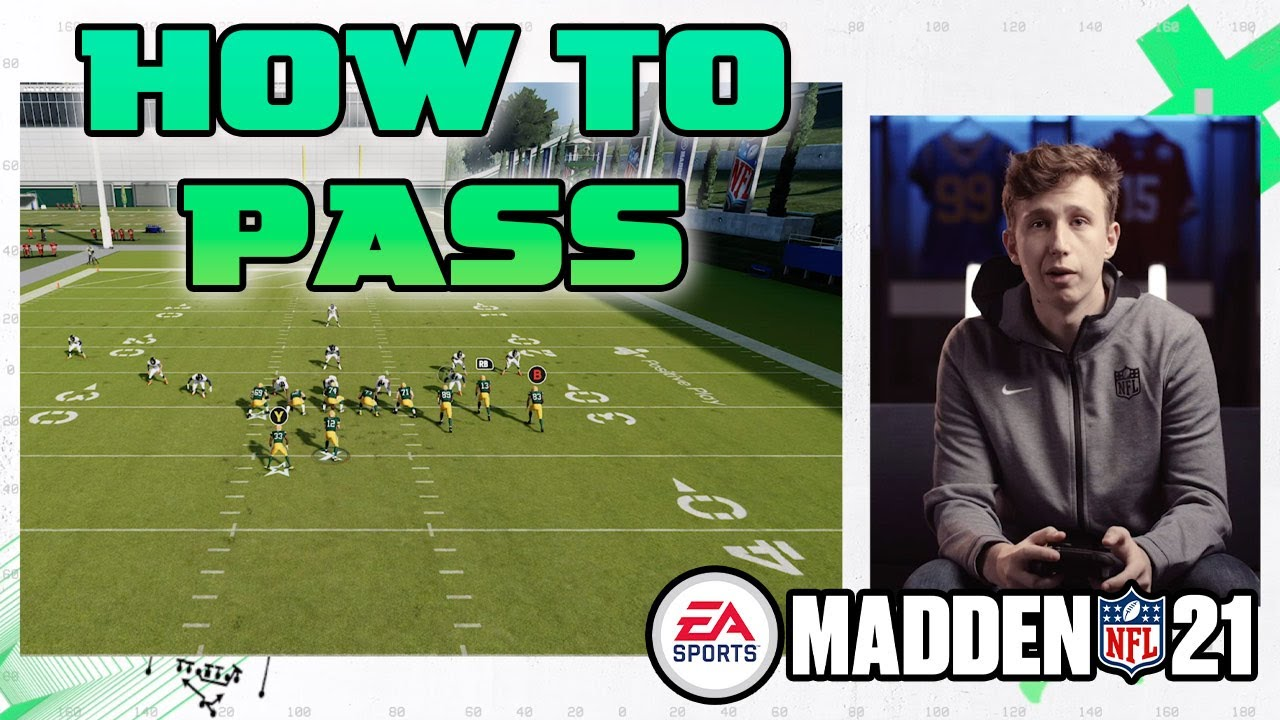 How To Pass like a Pro in Madden 21 | #MasterMadden