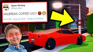 OMG Jailbreak Just COPIED Mad City... 😤😡 | Roblox Jailbreak New Update