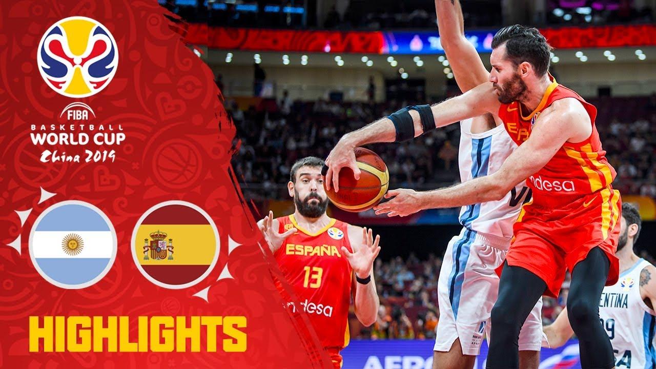 Argentina v Spain - Highlights - Final