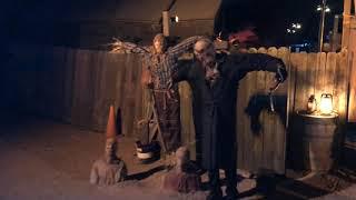 Halloween Horror Nights 2018 Terror Tram Highlights - Universal Hollywood