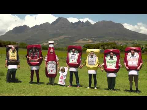 Super Bowl 2016 - рекламный ролик кетчупа Heinz