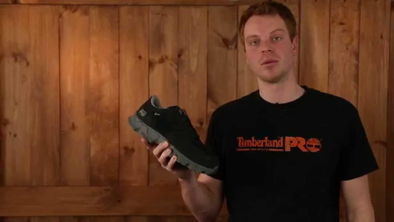 Precaución crítico práctica  Timberland PRO Powertrain Work Shoe Review - YouTube