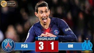 🔥 ПСЖ - Марсель 3-1 - Обзор Матча Чемпионата Франции 17/03/2019 HD 🔥