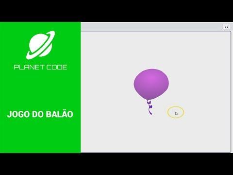 TUTORIAL SCRATCH - Jogo do Balão (aprenda a programar e criar games)