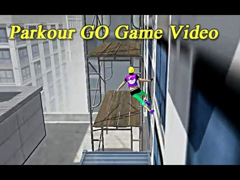 Parkour GO Walkthrough All Stages Parkour GO Game at Y8