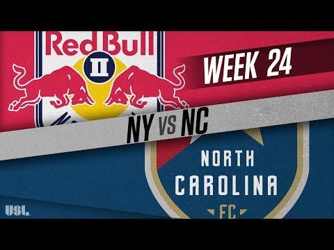 New York Red Bulls II vs North Carolina FC: August 21, 2018
