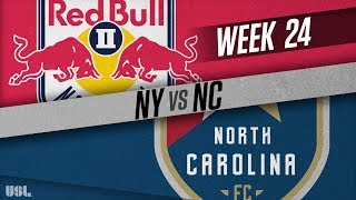 New York Red Bulls II vs North Carolina FC: August 21, 2018