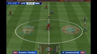PES 2019 (PS2) Liverpool vs FC Bayern München - Champions League