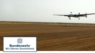 Die Bundeswehr mit Heron 1 in Mali - eine logistische Herausforderung