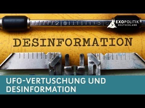 UFO-Vertuschung und Desinformation - Vortrag von Robert Fleischer beim Kongress für Grenzwissen 2013