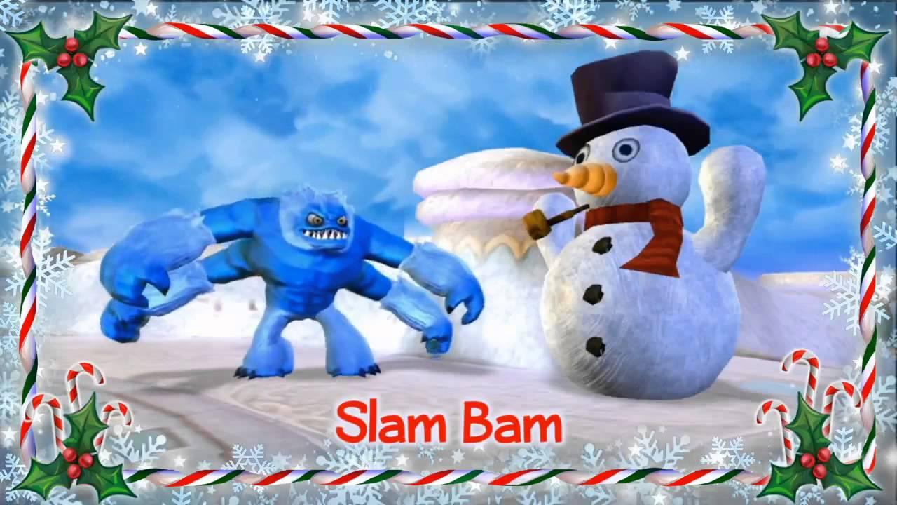 Skylanders Giants - Feliz Navidad - YouTube