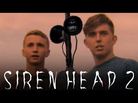 Siren Head 2 - Český Mini film