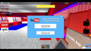 Roblox tycoon codes 2018