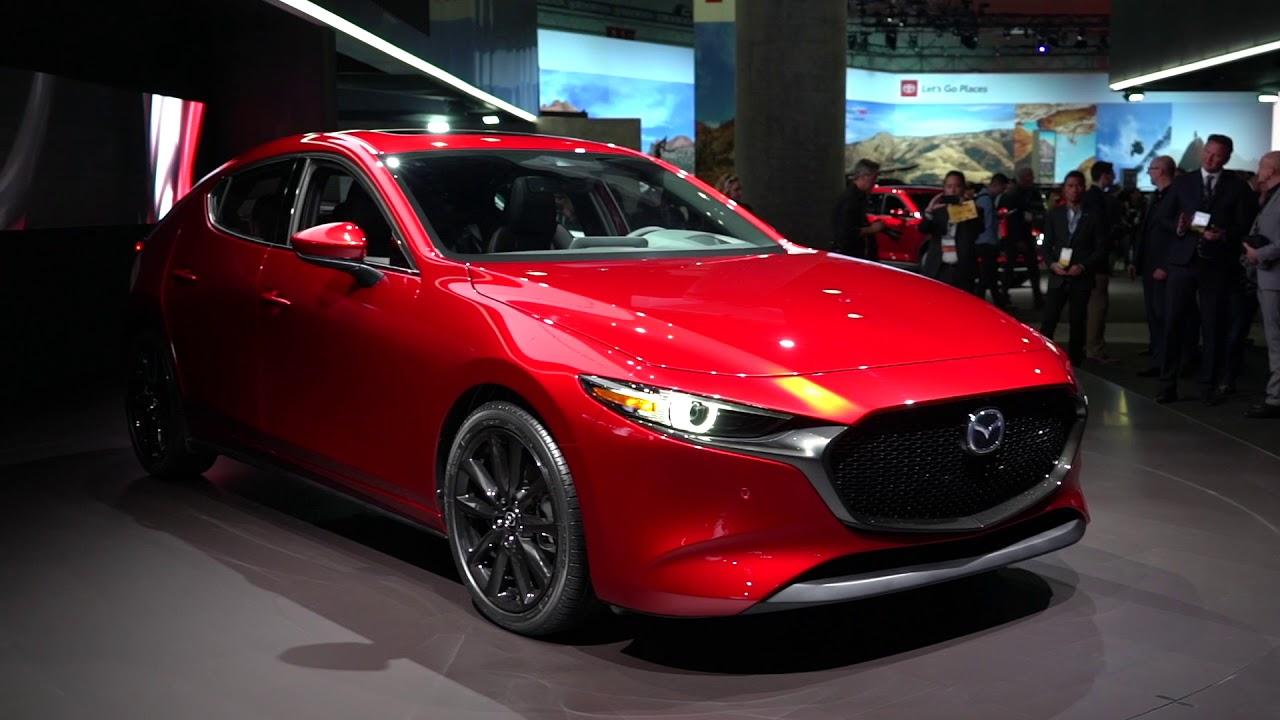 2019 Mazda3 La Auto Show Youtube