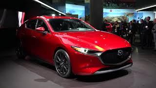 2019 Mazda3: LA Auto Show