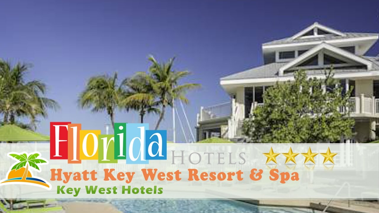 Hyatt key west resort spa key west hotels florida for A1 beauty salon key west