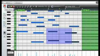Virtual Instruments - The Editor - Mixcraft 5