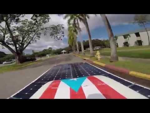 SERRT Solar Car - University of Puerto Rico