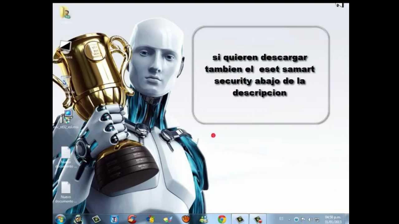 Eset Smart Security 10 O >> descargar eset nod32 o smart security version 6 ,en español no beta - YouTube