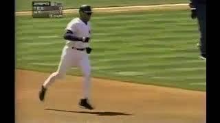 1995 MLB Opening Day Baseball ESPN Highlights