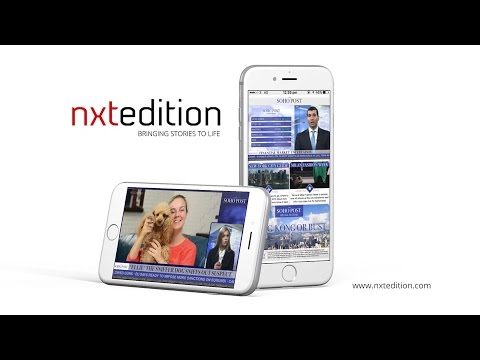 Video Publishing Solution For Publishers Using nxtedition
