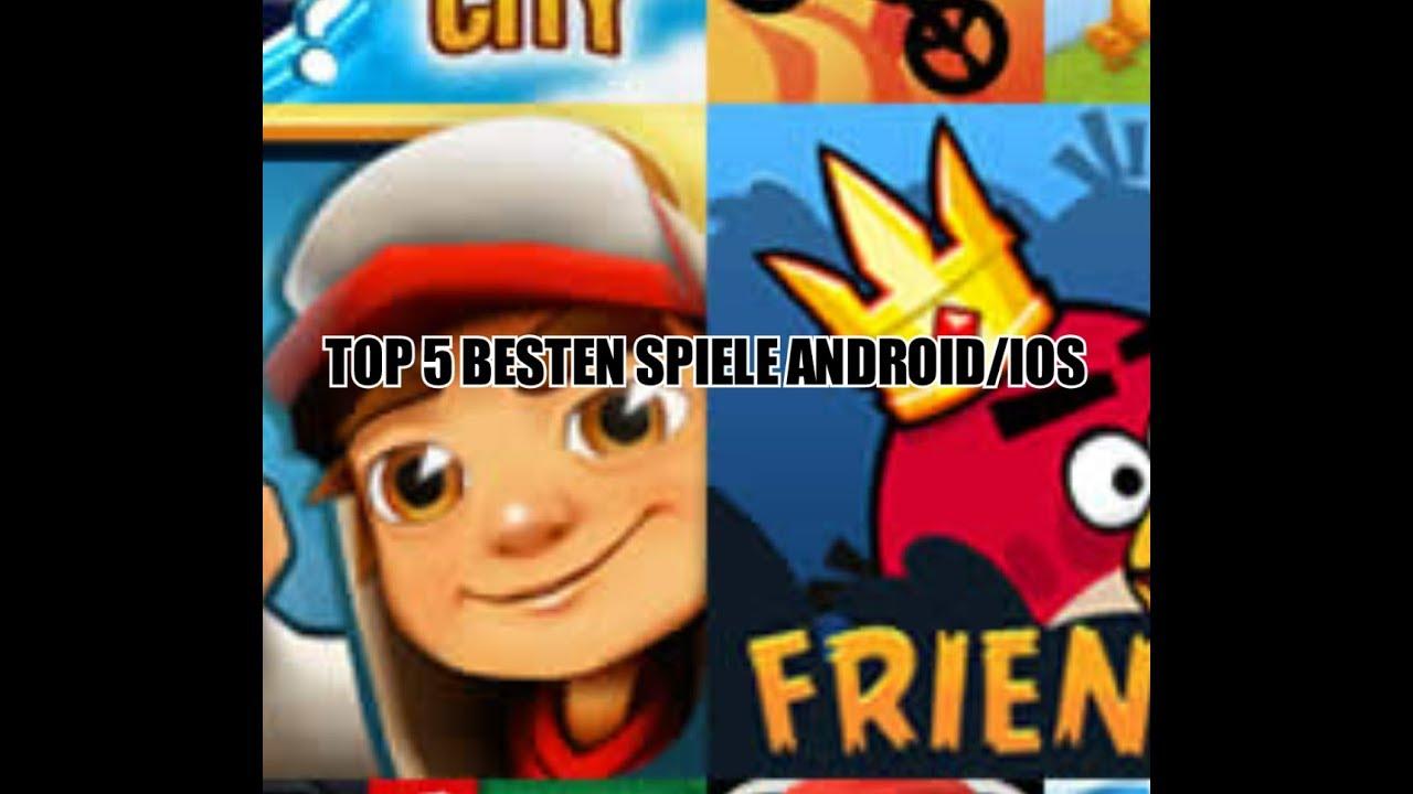 Top 5 Besten Android/IOS Spiele - YouTube